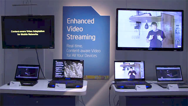 Research@Intel 2012 Intelligent Video Server