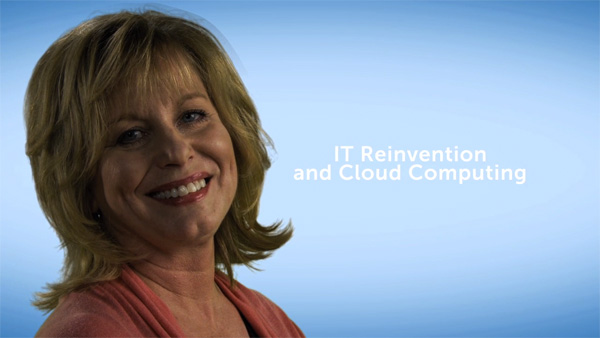 Intel and Dell &#8211; IT Reinvention and Cloud Computing