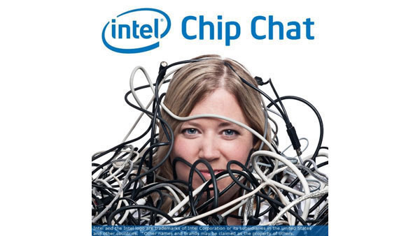 Live from IDF – Storing the Cloud – Intel Chip Chat – Episode 209