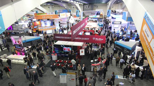 Inertia: On the Floor of the 2012 RSA Security Conference