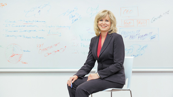 2011-2012 Intel IT Performance Report Video with Diane Bryant