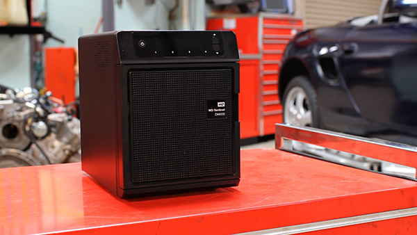WD Sentinel DX4000 Case Study: European Auto Works